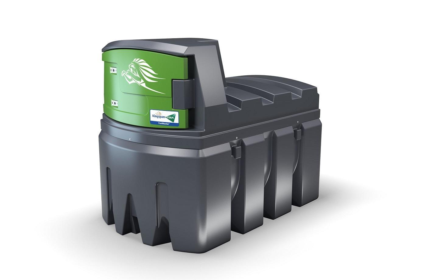 Produkt des Monats FuelMaster 2.500 Liter
