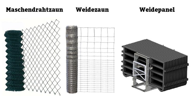 weidezaeune