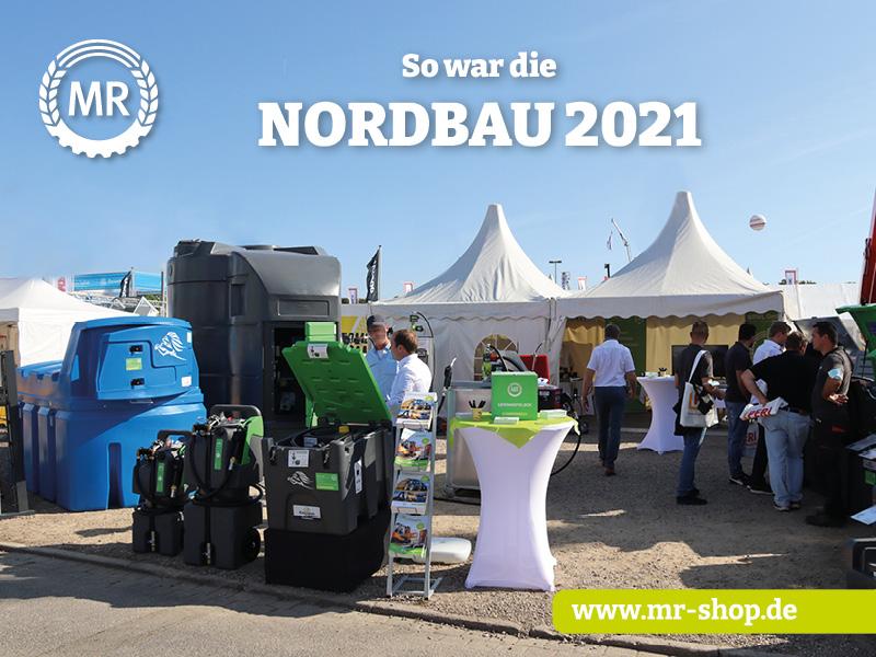 NordBau 2021 Messerückblick