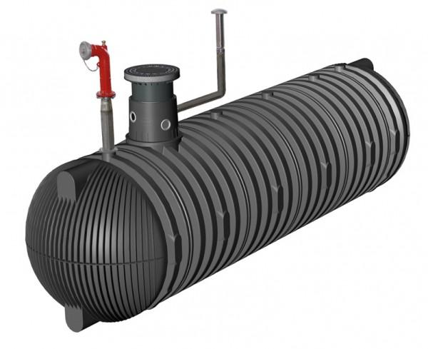 Carat XXL Löschwasserbehälter aus Kunststoff