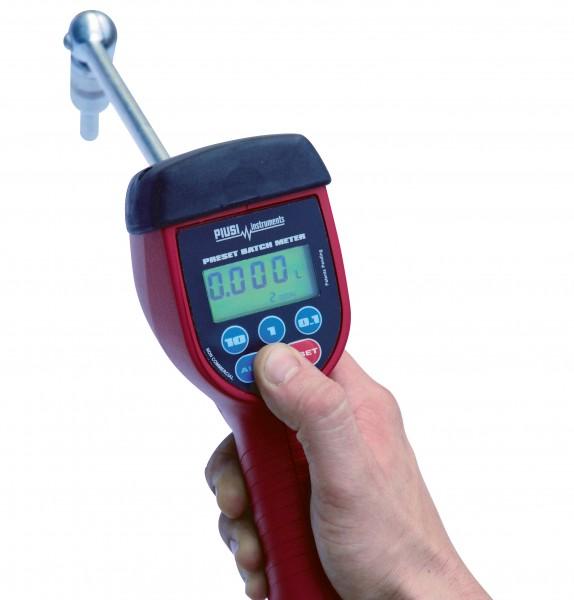 Zapfpistole für Öle und Schmiermittel mit Zählwerk