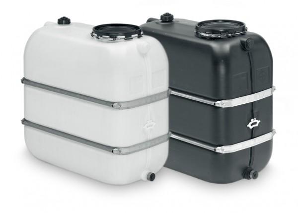 Werit Industrietank 1100 Liter für Wasser, Heizöl, Diesel, Schmieröle, Altöl