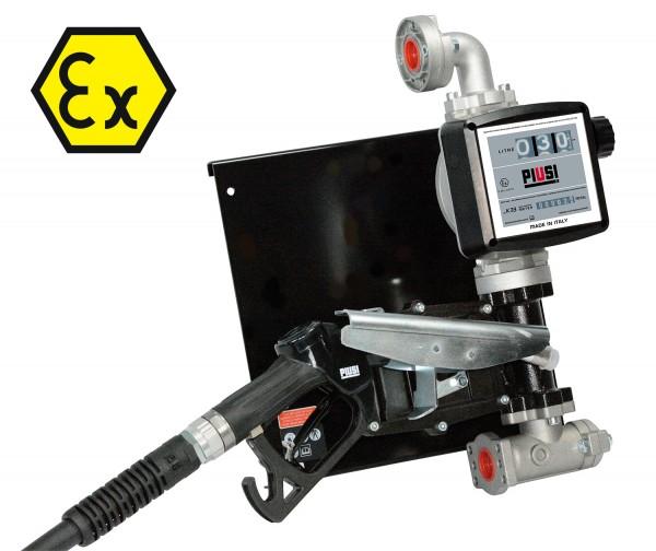 Benzin-Betankungsset ST EX 50 AC 230V ATEX Abgabeeinheit für Benzin, Kerosin, Diesel