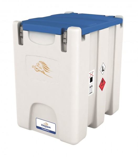 Mobile Tankanlage für AdBlue 300 Liter BlueTruckMaster (neue Bauform)