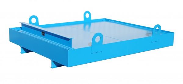 Containerwanne für Absetzcontainer Typ CW