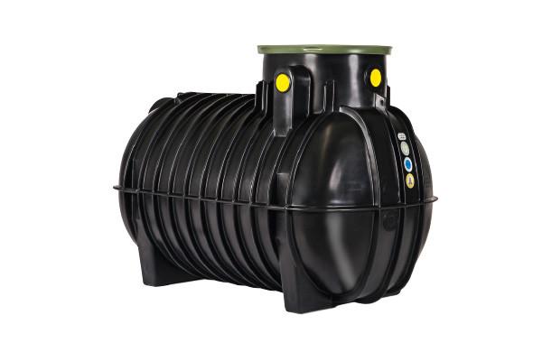 Sickersaftbehälter / Auffangbehälter