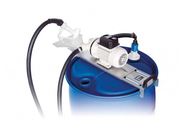 Betankungsset DRUM für AdBlue mit Kunststoff-Zapfpistole 230 V