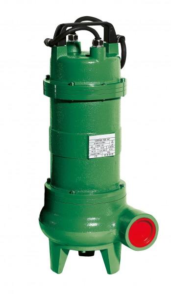 VORTEX 200, 2850 min-1, 400 V Schmutzwassertauchpumpe ohne Schwimmerschalter