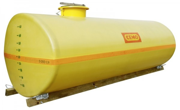 Cemo GFK-Tank oval