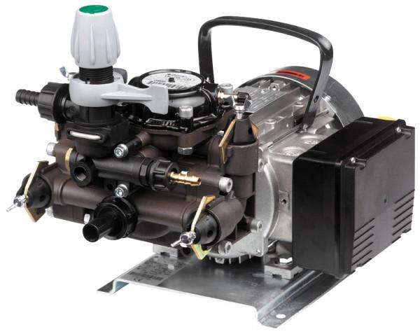 MC 20 Membranpumpe , 400 V mit Elektromotor und Kabel, ohne Stecker