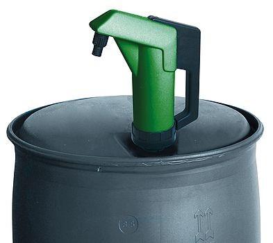 Hubkolbenpumpe für Öle und Diesel