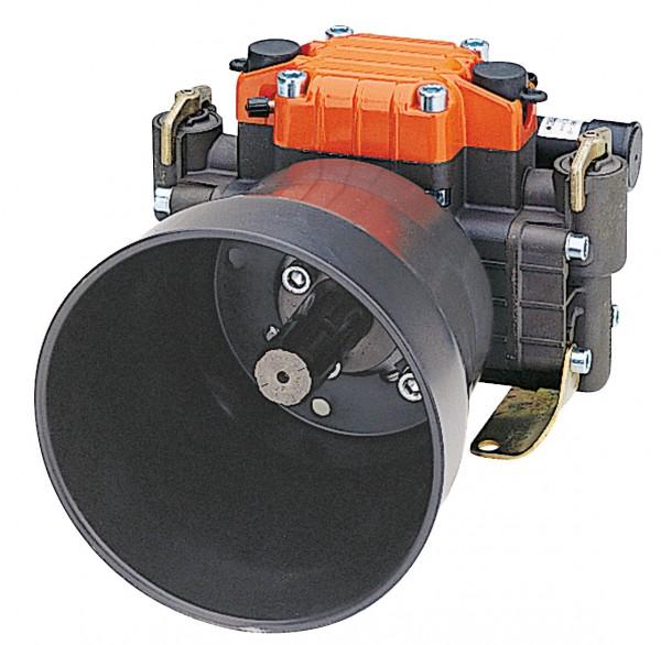 MP 30 für Zapfwelle Membranpumpe mit Druckregler und Manometer