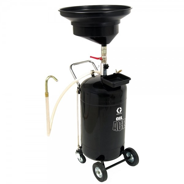 Graco Oil Ace Ölsammelsysteme Ölentsorger - Schwerkraft