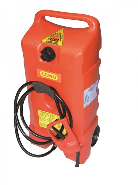 Cemo Kraftstofftrolley 53 Liter