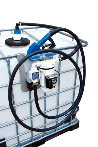Betankungsset PRO für AdBlue mit Edelstahl-Zapfventil + Zählwerk