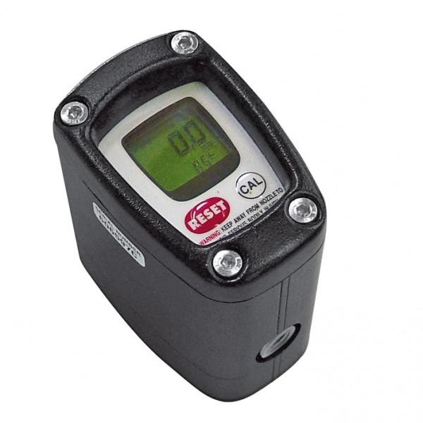 Zählwerk K200 digital für Öle/Diesel/Frostschutz max. Durchfluss 0,1-2,5 l/min
