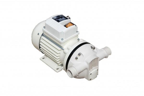 Membranpumpe für Harnstoff (AUS 32, AdBlue), 230 V mit Kabel und Stecker