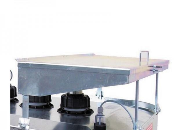 Altöl Einfülltrichter Altöltrichter für Schütz VET Tank