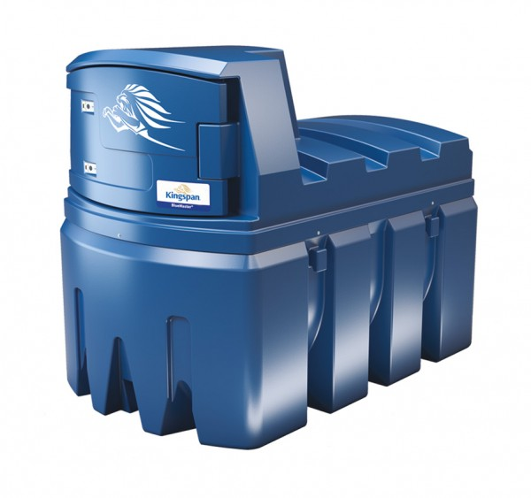 AdBlue Tankanlage BlueMaster 2500 Liter