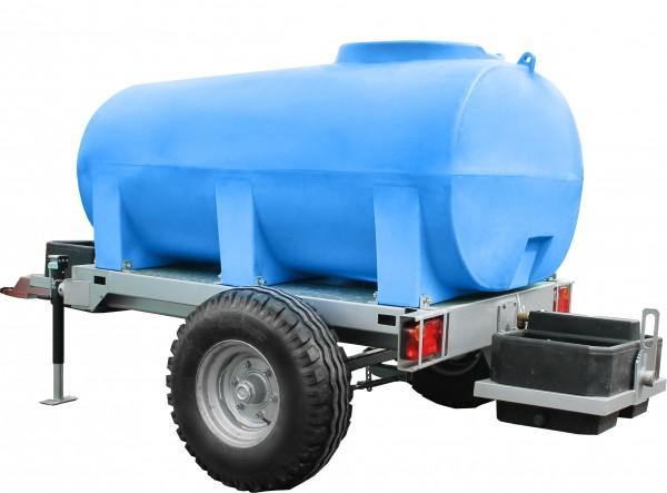 Mobiles Weide-/ Transportfass 2500 Liter ohne Beleuchtung