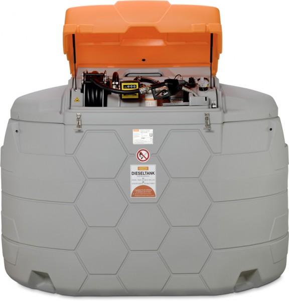Cemo CUBE Dieseltank 5.000 bis 15.000 Liter
