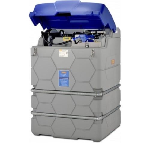 Cemo CUBE Tankanlage AdBlue® mit TMS 1.500 bis 2.500 Liter