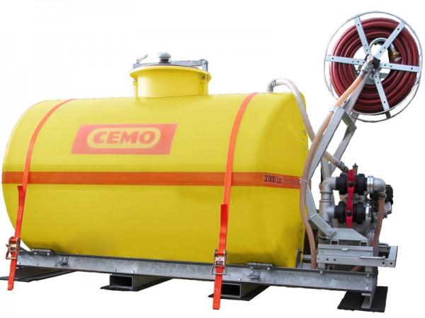 Cemo mobiles Bewässerungssystem BWS 500
