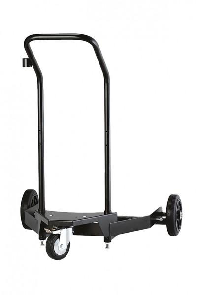 Fahrwagen bis 200 l-Fässer leichte Ausführung mit 3 Räder