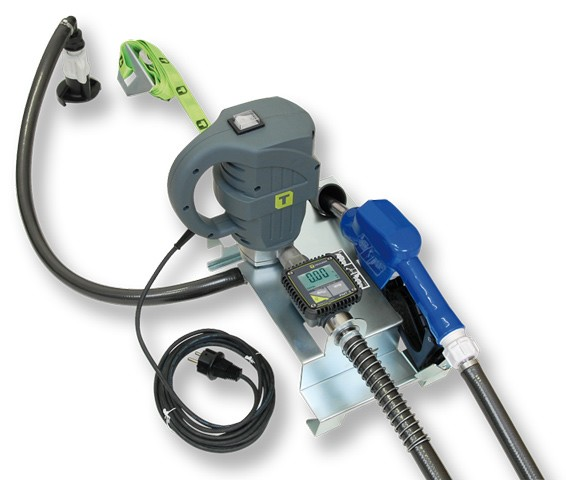 AdBlue Pumpe HORNET W 85 H INOX für 200l Fass und IBC-Container