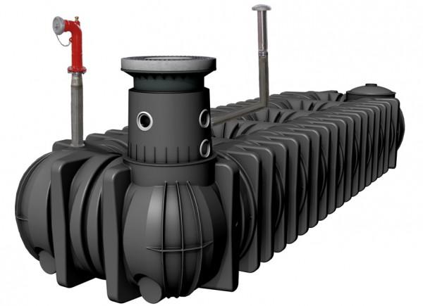 Platin XXL Löschwasserbehälter aus Kunststoff