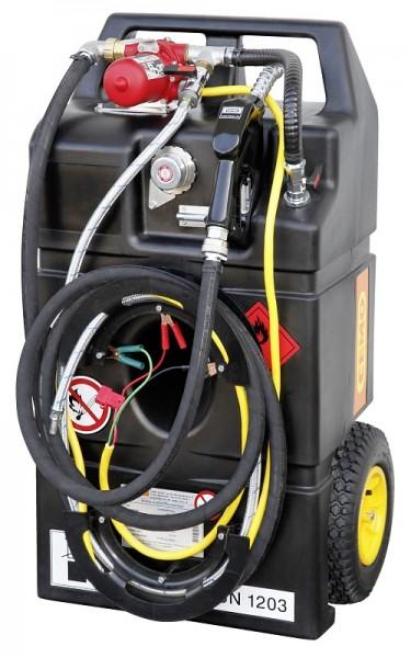 Cemo Absaug- und Tanktrolley für Kraftstoffe