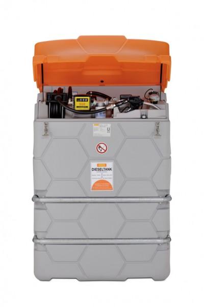 Cemo CUBE Dieseltank 1.000 bis 7.500 Liter
