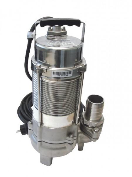 VORTEX 100 NIRO, 2850 min-1, 400 V Schmutzwassertauchpumpe Edelstahl