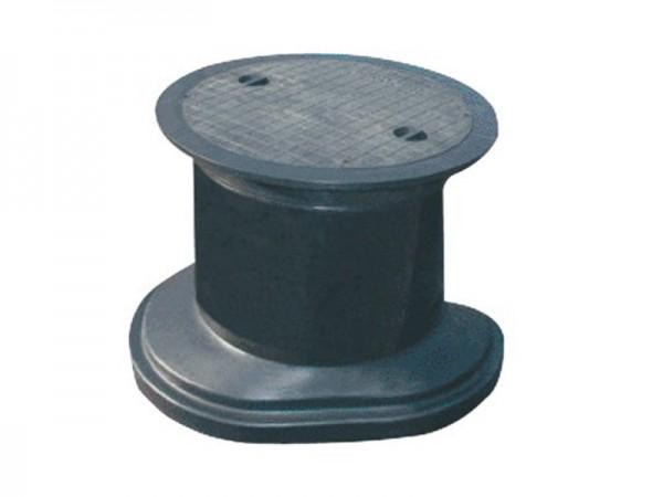 Speidel Domschacht-Erweiterung befahrbar für Sickersaftbehälter