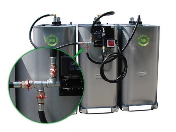 Dieseltankanlage Schütz VET 2.000 bis 3000 Liter