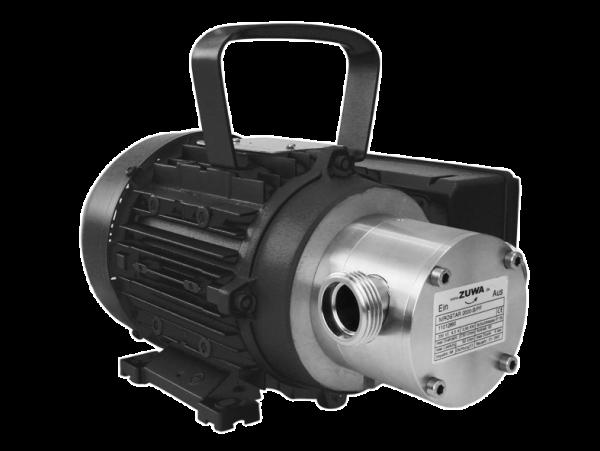 NIROSTAR 2000-B/PF, 2800 min-1, 400 V Impellerpumpe für Harnstoff (AUS 32, AdBlue®)